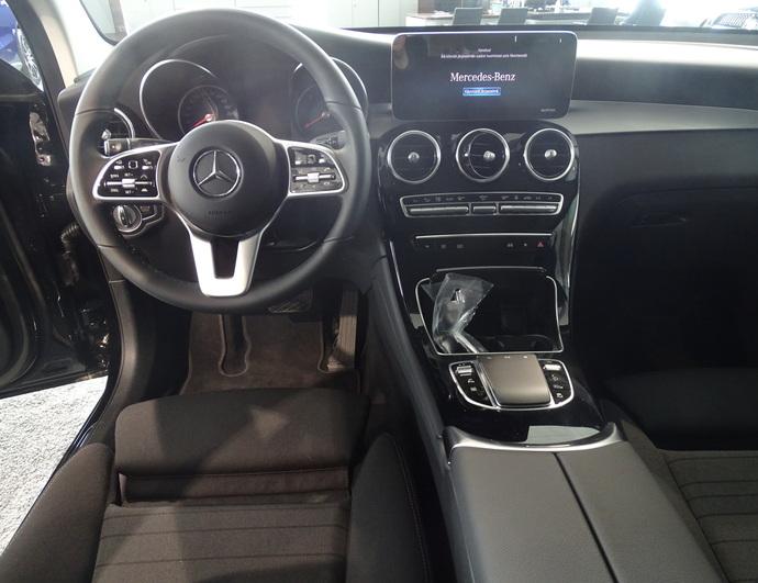 Kuva 4/9, Mercedes-Benz GLC 300 de 4Matic A Business EQ Power **UUSI AUTO, NOPEAAN TOIMITUKSEEN**, Maastoauto, Automaatti, Diesel, Plug-in-hybridi, Neliveto, NME-582
