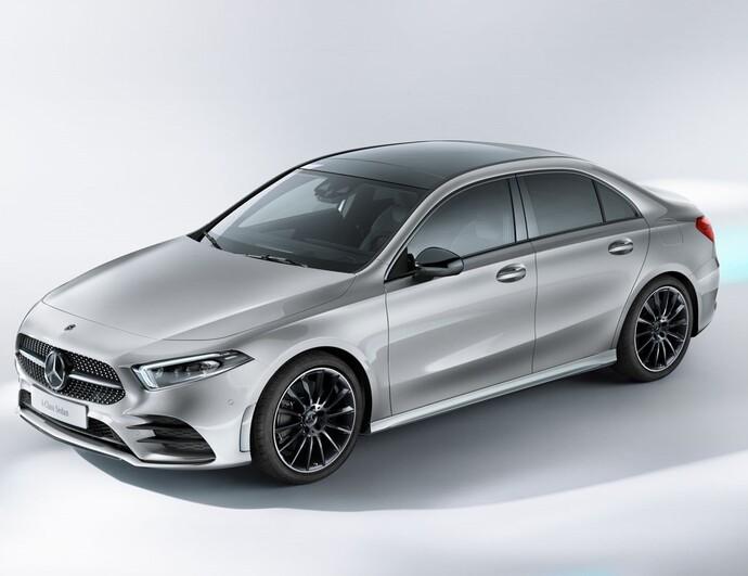 Mercedes-Benz A 180 sedan Business Style, Sedan, Manuaali, Bensiini