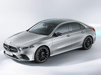 Mercedes-Benz A 180 d A sedan Business Style, Sedan, Automaatti, Diesel
