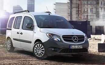 Mercedes-Benz CITAN 108CDI KB keskipitkä A2, Tila-auto, Manuaali, Diesel