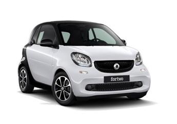 Smart FORTWO coupé passion EQ, Coupe, , Sähkö